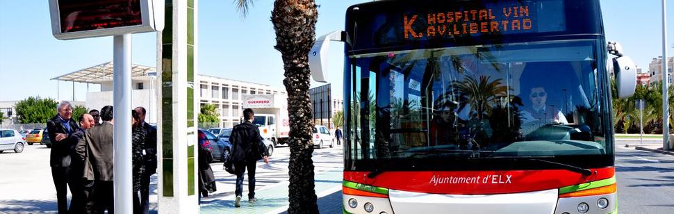 Autobuses urbanos elche descubra elche con nosotros for Oficina correos elche